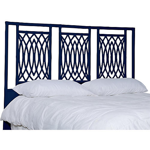 Beckham Headboard, Navy