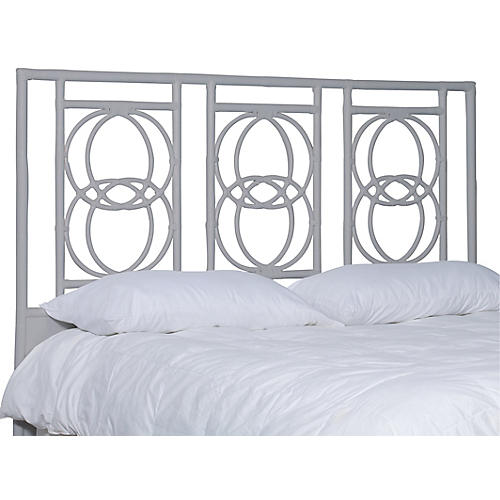 Emmerson Headboard, Light Gray