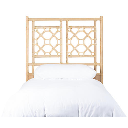 Lattice Kids' Headboard, Natural