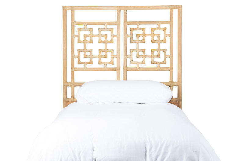 Palm Springs Kids' Headboard, Natural