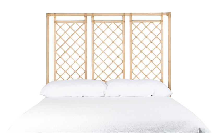 Dakota Headboard, Natural