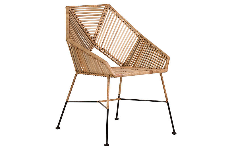 Brier Side Chair, Natural