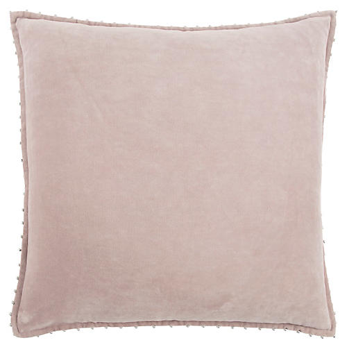 Sally 20x20 Pillow, Pink