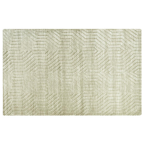 Sassoon Rug, Light Gray