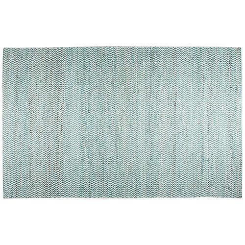 Hari Flat-Weave Rug, Natural