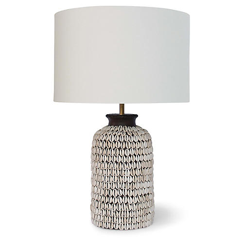 Costa Table Lamp, Natural