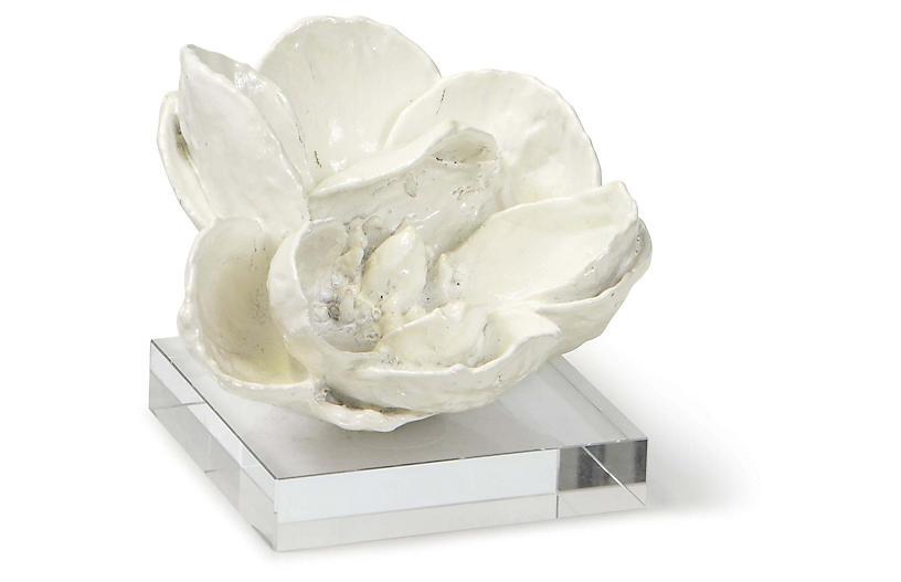 Magnolia Object, White