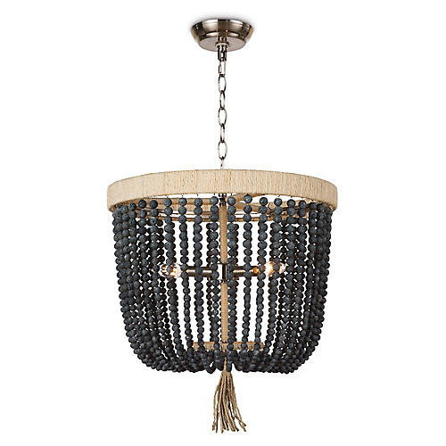 Milos Chandelier, Denim