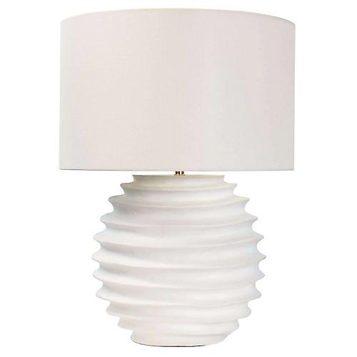 Nabu Table Lamp, White