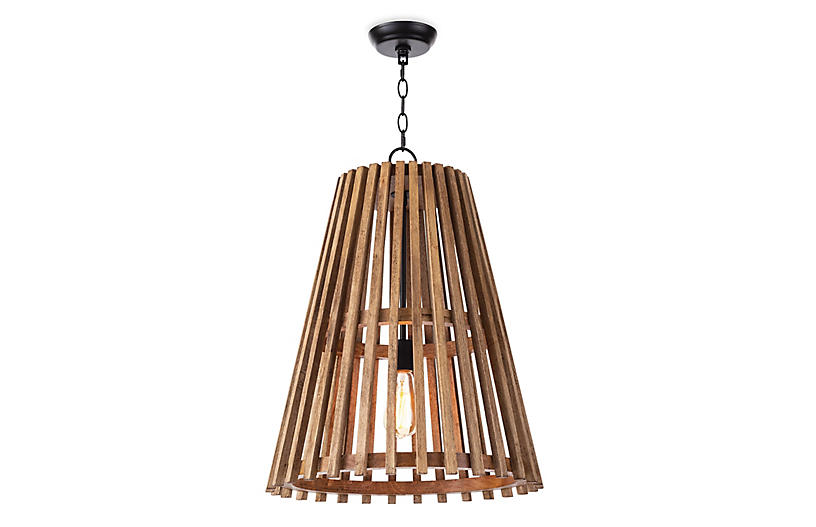 Orchard Large Pendant, Natural