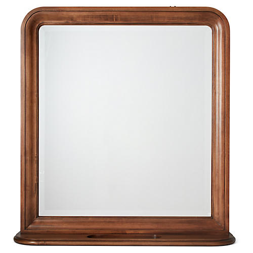Louie Storage Mirror, Cognac