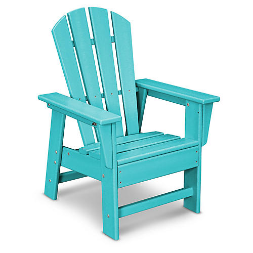 Kids' Adirondack Chair, Aruba