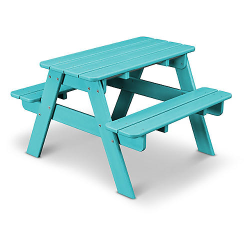 Kids' Picnic Table, Aruba