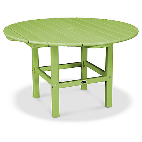 Kids' Dining Table, Lime