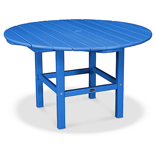 Kids' Dining Table, Pacific Blue