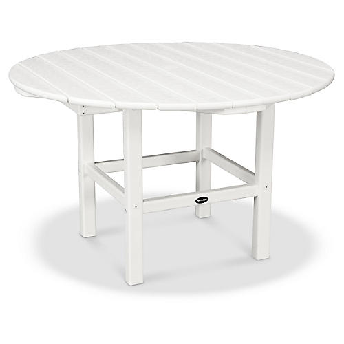 Kids' Dining Table, White