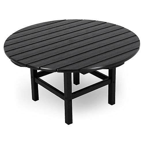 Occasional Coffee Table, Black