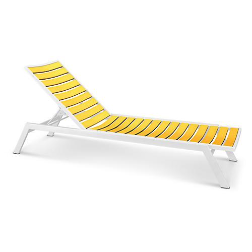 Euro Chaise, Lemon