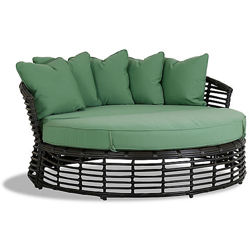 Venice Daybed, Green