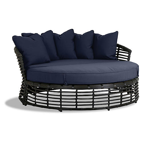 Venice Daybed, Navy