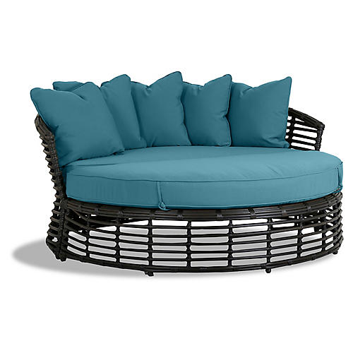 Venice Daybed, Turquoise