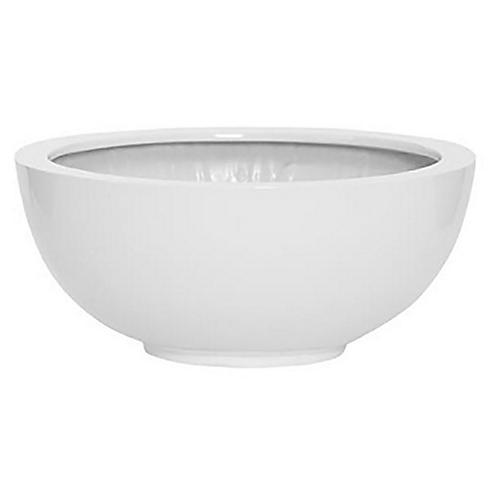 Masaro Decorative Bowl, White