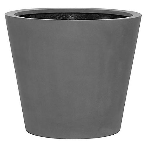 Levy Planter, Gray