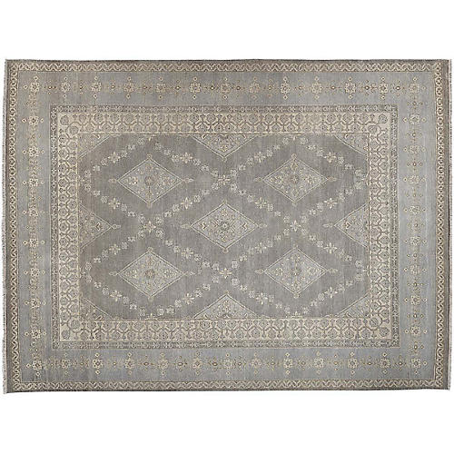 Mosby Rug, Gray