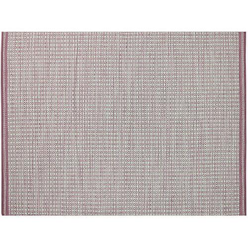 Capriani Flat-Weave Rug, Pink