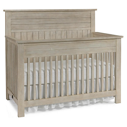 Channing Crib, Sea-Washed Pine