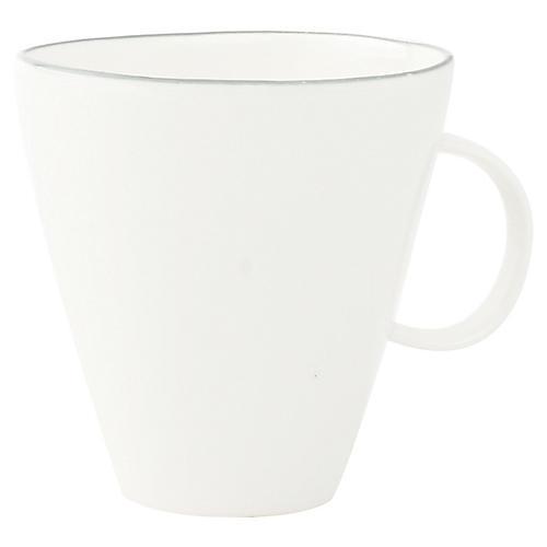 S/4 Abbesses Mugs, White/Gray