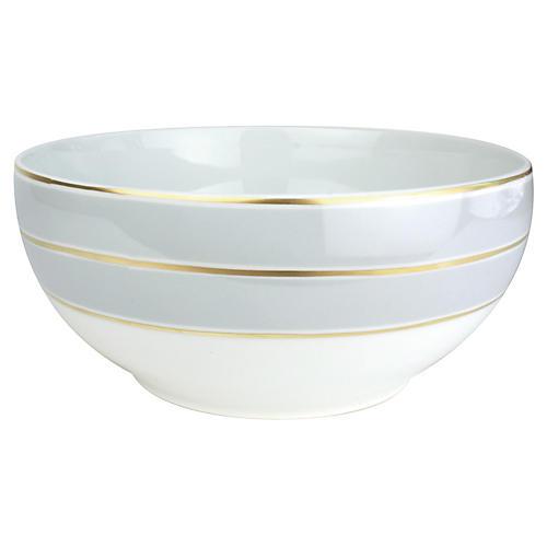 La Vienne Serving Bowl, Blue