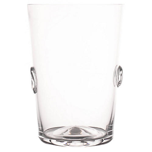 S/4 Poznan Tumblers, Clear
