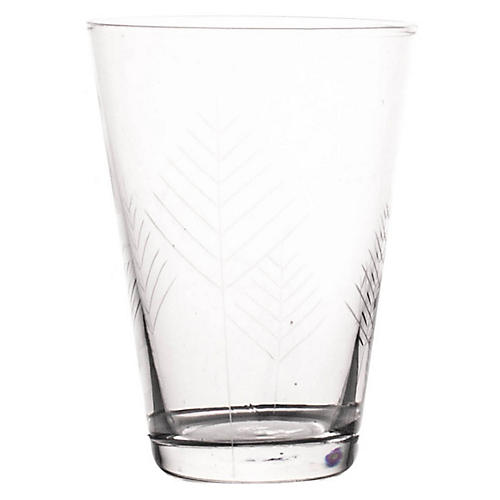 S/6 Siena Wineglasses, Clear