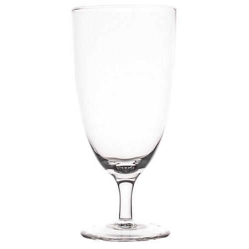 S/4 Amwell Water Glasses, Clear