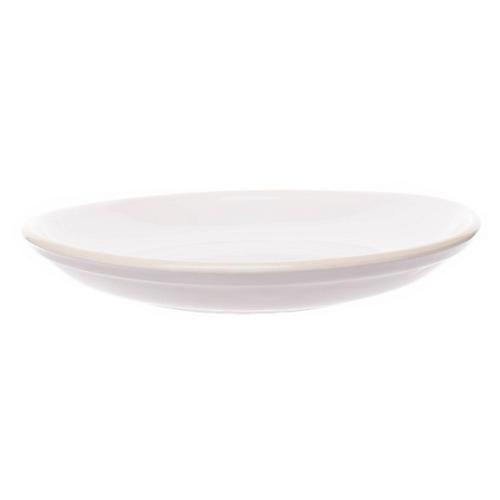 S/4 Gerona Salad Plates, White