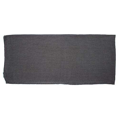 S/2 Vilnius Tea Towels, Gray