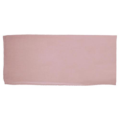 S/2 Vilnius Tea Towels, Soft Pink