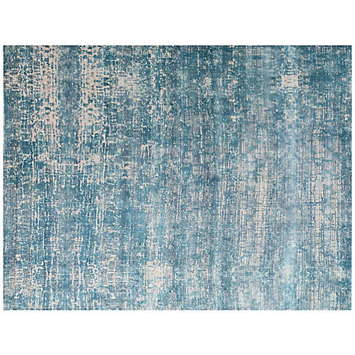 Reflections Rug, Blue