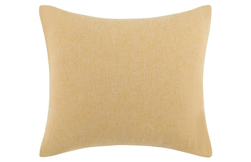 Herringbone 20x20 Pillow, Cider