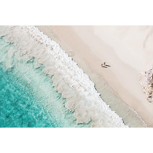 Gray Malin, Grand Saline Beach, St. Barths