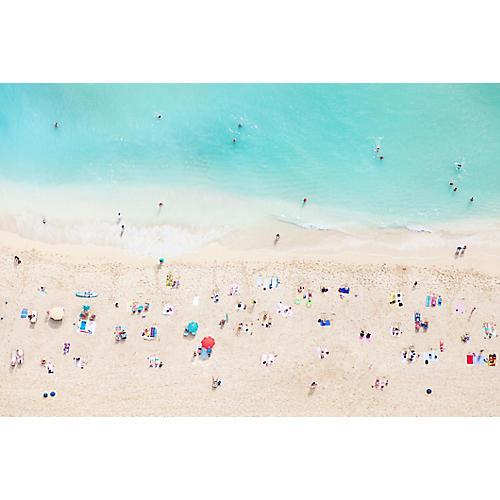 Gray Malin, Waikiki Beach