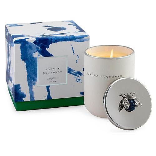 Sapphire Candle, Sea Mint