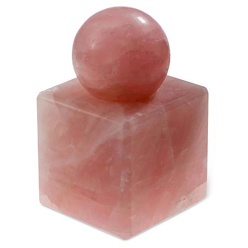 Quartz Objet, Pink