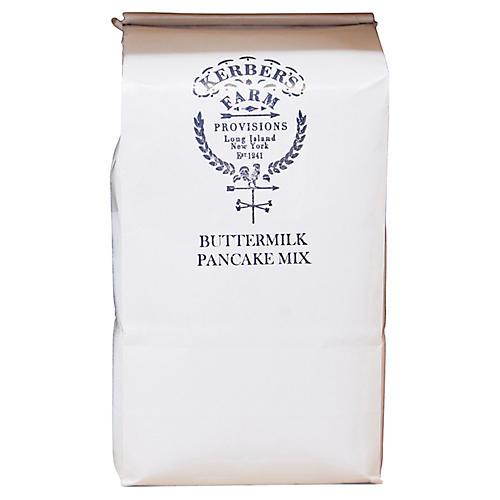 Homemade Buttermilk Pancake Mix, White/Multi