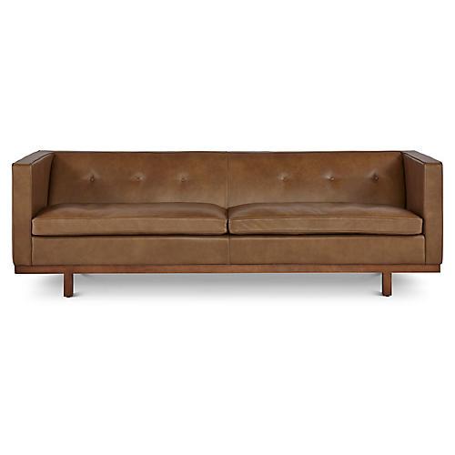 Von Sofa, Honey Leather