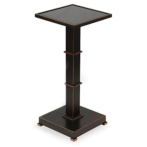 Blake Side Table, Bronze