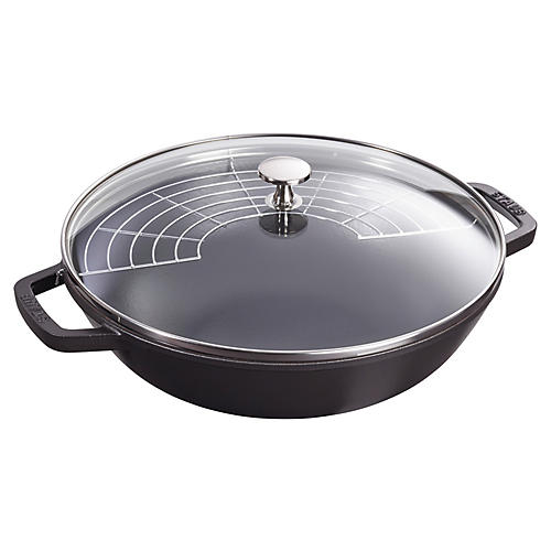 4.5-qt Perfect Pan, Matte Black