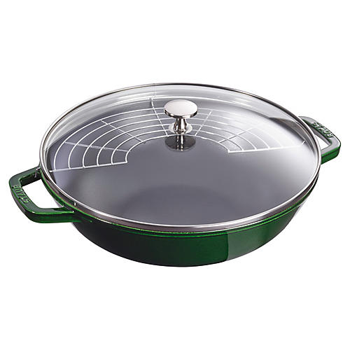 4.5-qt Perfect Pan, Basil