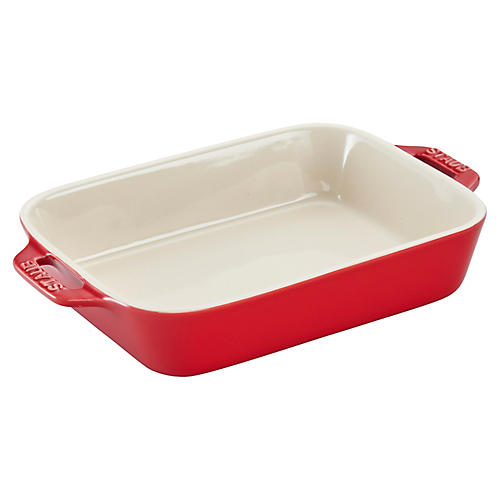 Rectangular Baker, Cherry